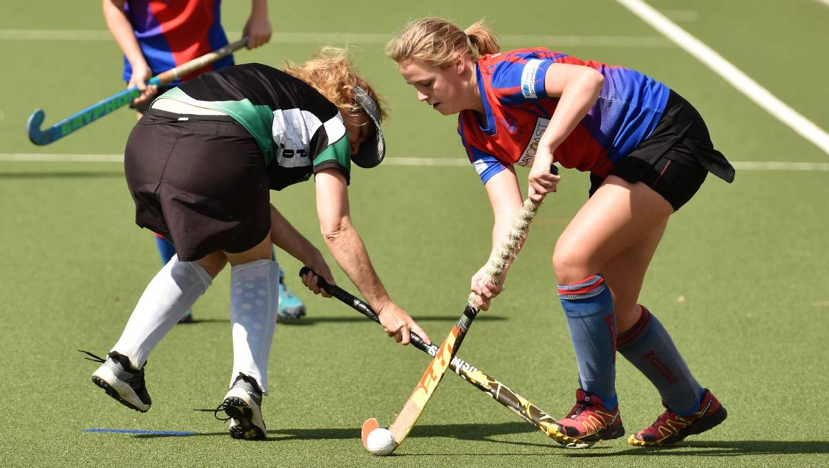 Growing numbers: Hockey hopes to benefit from Australia's successful Women's World Cup bid by encouraging more teenage female participation.